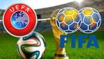 FIFA'ya karşı 'ayrılık' kozu