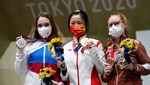 İlk altın madalya Qian Yang'ın