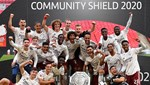 Community Shield kupası Arsenal'ın!