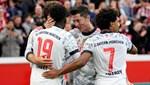 Bayer Leverkusen - Bayern Münih: 1-5 (Maç sonucu)