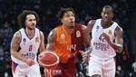 16 sayıdan geri dönen Galatasaray Nef, Anadolu Efes'i devirdi