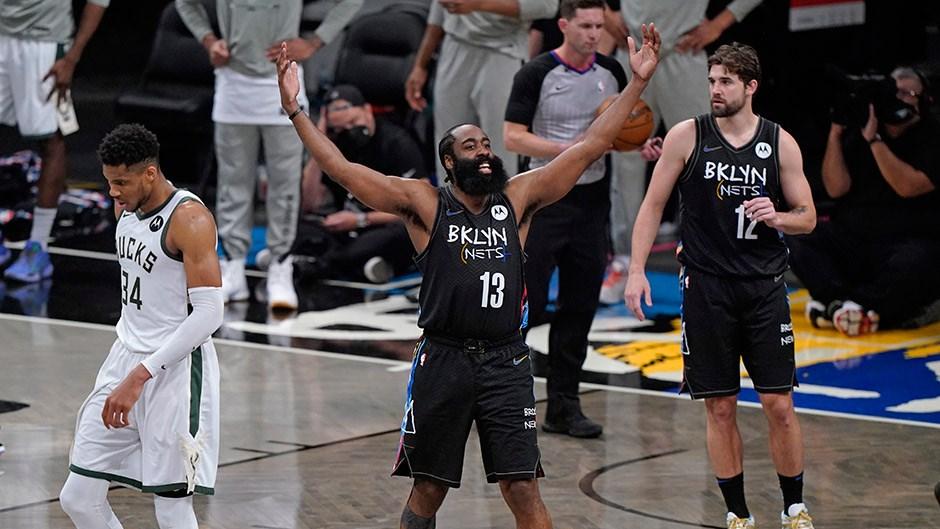 Brooklyn Nets, Milwaukee Bucks karşısında öne geçti | NTVSpor.net