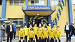 Ankaragücü'nün Tandoğan Tesisleri yenilendi