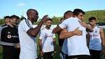 Boateng, Beşiktaş'a veda etti