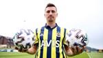 Mert Hakan Yandaş: Tek hayalim Fenerbahçe'yle şampiyonluk yaşamak