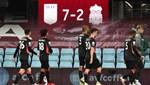 Aston Villa 7-2 Liverpool (Maç sonucu)