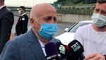 Galatasaray'da 4. aday Işın Çelebi