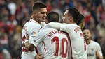 Sevilla haftayı lider kapattı