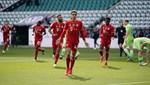 Bayern ilk yarıda fişi çekti!