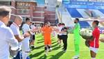 Kasımpaşa'dan şampiyon Başakşehir'e alkışlı karşılama
