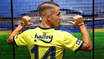 Pelkas'tan Fenerbahçe'ye 3+1 yıllık imza