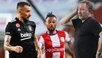 Beşiktaş'ta 6 eksik, 6 değişiklik