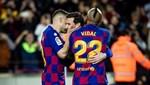 Barcelona 1-0 Real Sociedad (Maç sonucu)