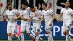 Eintracht Frankfurt 0-3 Basel | Maç sonucu