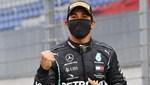 Rusya Grand Prix'de pole pozisyonu Hamilton'ın