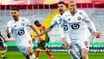 Lens: 0 - Lille: 3 | Maç sonucu - Burak Yılmaz'dan iki gol
