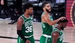 Boston Celtics'ten Miami Heat karşısında ilk galibiyet