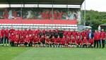 Milli Takım, Macaristan maçı hazırlıklarına başladı