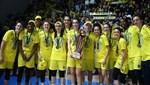 Fenerbahçe Öznur Kablo 13. kez kupa şampiyonu