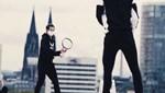 Çatıda Zverev - Murray maçı