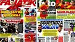 Sporun manşetleri (28 Temmuz 2021)