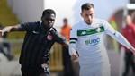 Cesar Grup Ümraniyespor 1-1 Bursaspor | Maç sonucu