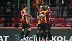 Galatasaray'ın galibiyet serisi devam ediyor