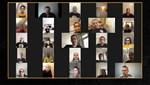 VakıfBank kaptanı ve altyapı oyuncuları videokonferansta buluştu