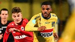Royal Antwerp, Belçika Kupası'ndan elendi