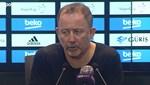 Sergen Yalçın'dan Balotelli ve Stefan Kuntz'a tepki: Seviyesiz bir davranış... Kendisi ve Adana Demirspor adına üzücü