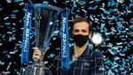 Şampiyon Daniil Medvedev!