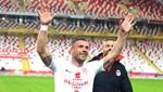 TRANSFER | Lukas Podolski'nin yeni durağı Polonya oldu