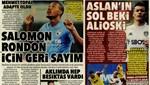 Sporun Manşetleri (17 Temmuz 2021)