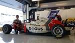 Cem Bölükbaşı'dan ilk Formula 3 şampiyonasında büyük başarı