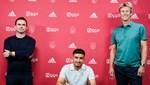Ajax, Naci Ünüvar'ın sözleşmesini yeniledi