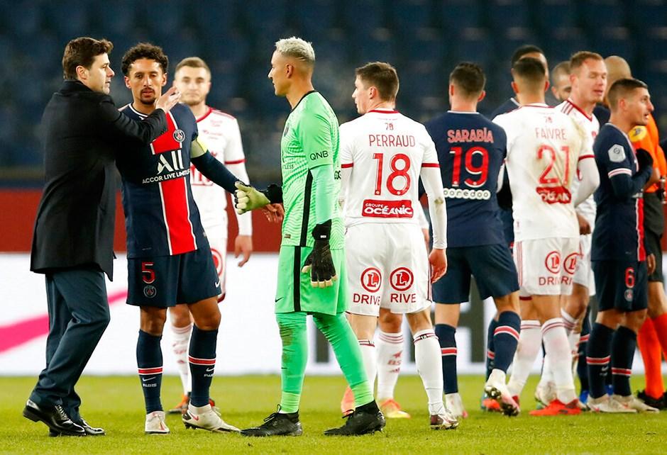 Pochettino, PSG kariyerine galibiyetle başladı | NTVSpor.net