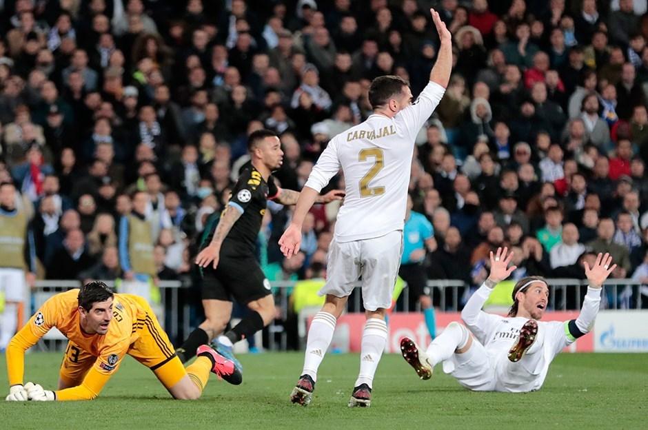 Manchester City-Real Madrid maçı ertelendi