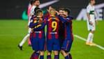Barcelona 3-0 Elche | Maç Sonucu