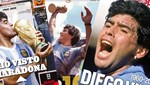 """""""Ben Maradona'yı gördüm"""""""
