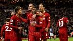 Liverpool kupasına kavuşuyor