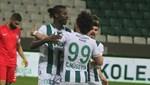 Giresunspor 2-1 Ankara Keçiörengücü (Maç sonucu)