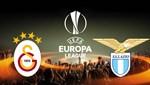 Galatasaray - Lazio (Canlı anlatım)