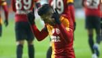 Galatasaray'da Falcao maçı tamamlayamadı