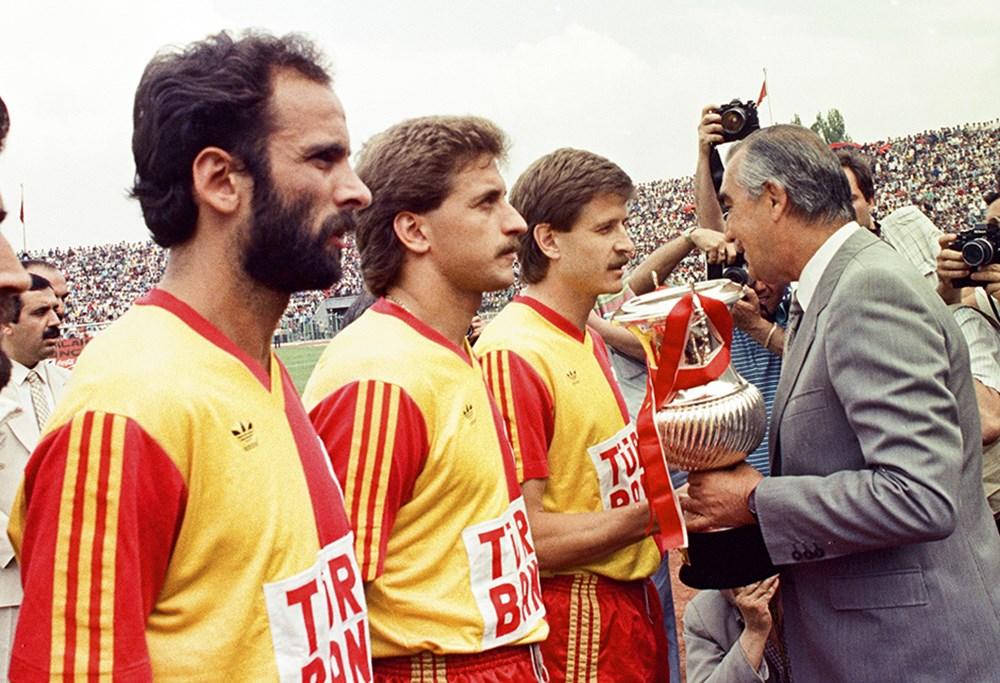 Galatasaray'ın unutulmaz futbolcusu Erhan Önal vefat etti  - 3. Foto