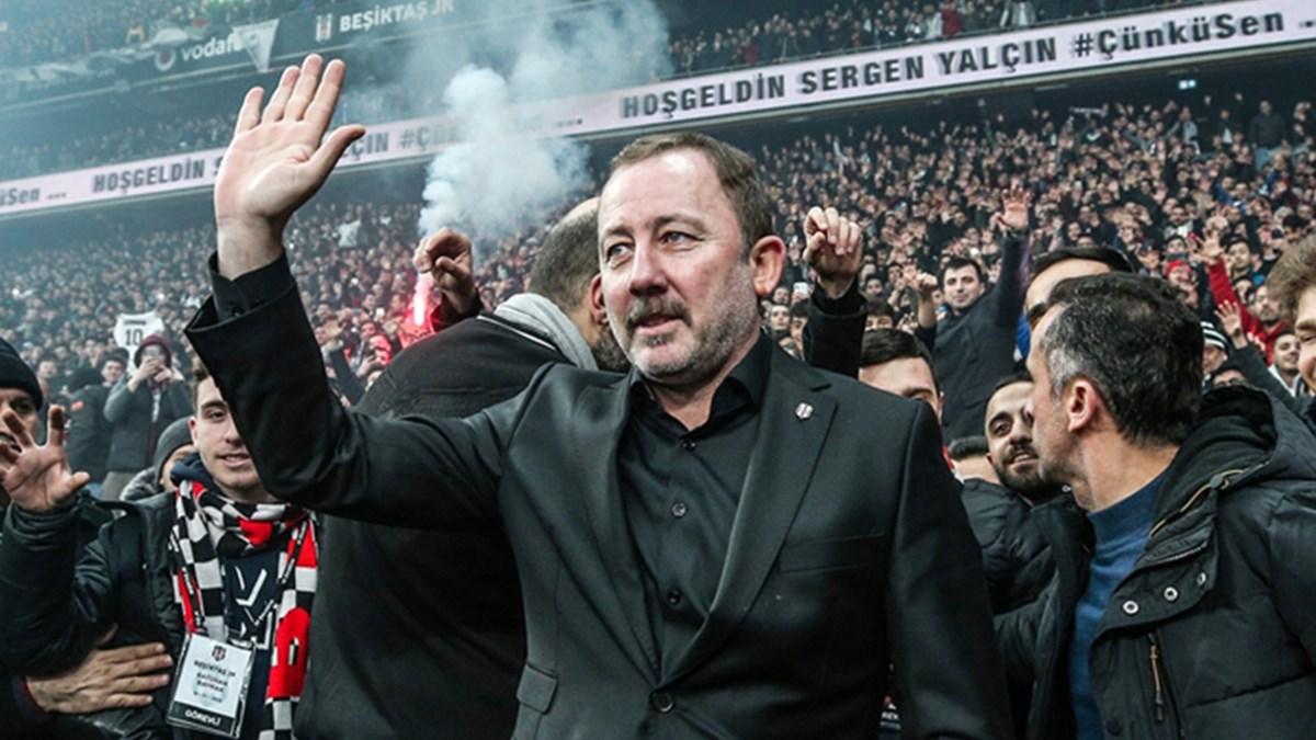Beşiktaş'Taki Sergen Yalçın, Bu 8 İsmi Kesin İstiyor !