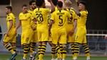 Dortmund gol olup yağdı!