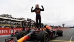 Franda Grand Prixi: Zafer Max Verstappen'in