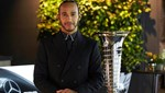 F1 Şampiyonu Lewis Hamilton'a şövalye unvanı verildi