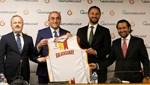 Galatasaray'a basketbol takımına yeni sponsor