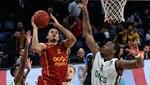 Galatasaray Doğa Sigorta, ikinci galibiyetini aldı